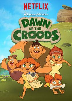 Les Croods : Origines Saison 3