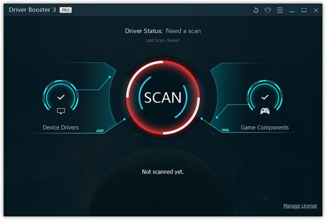 Driver Booster pro 4.1.0.390 x86 x64