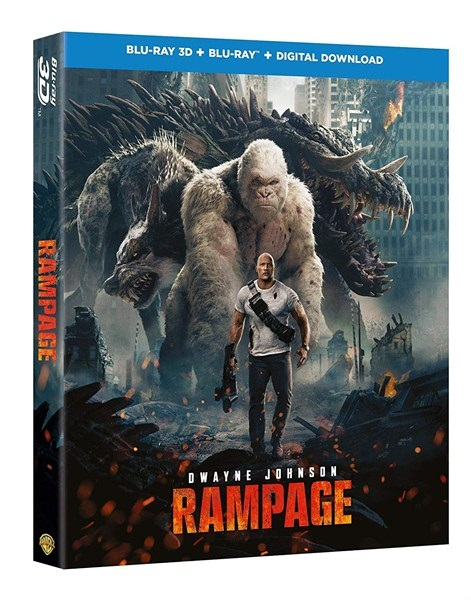 Rampage - Hors de contrôle | Blu-Ray 720p FRENCH