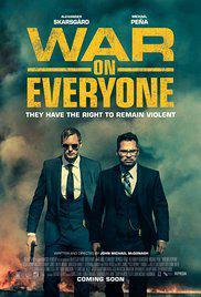 War on Everyone Vo