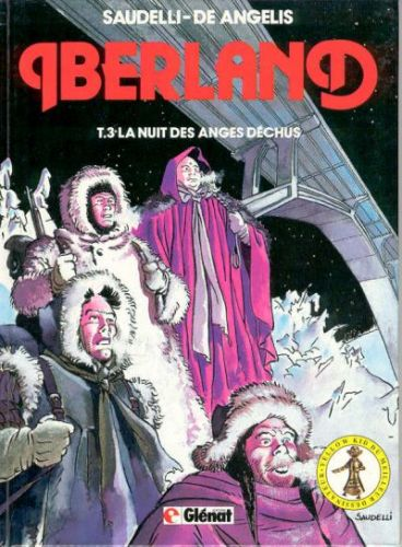 Iberland 3 Tomes complet