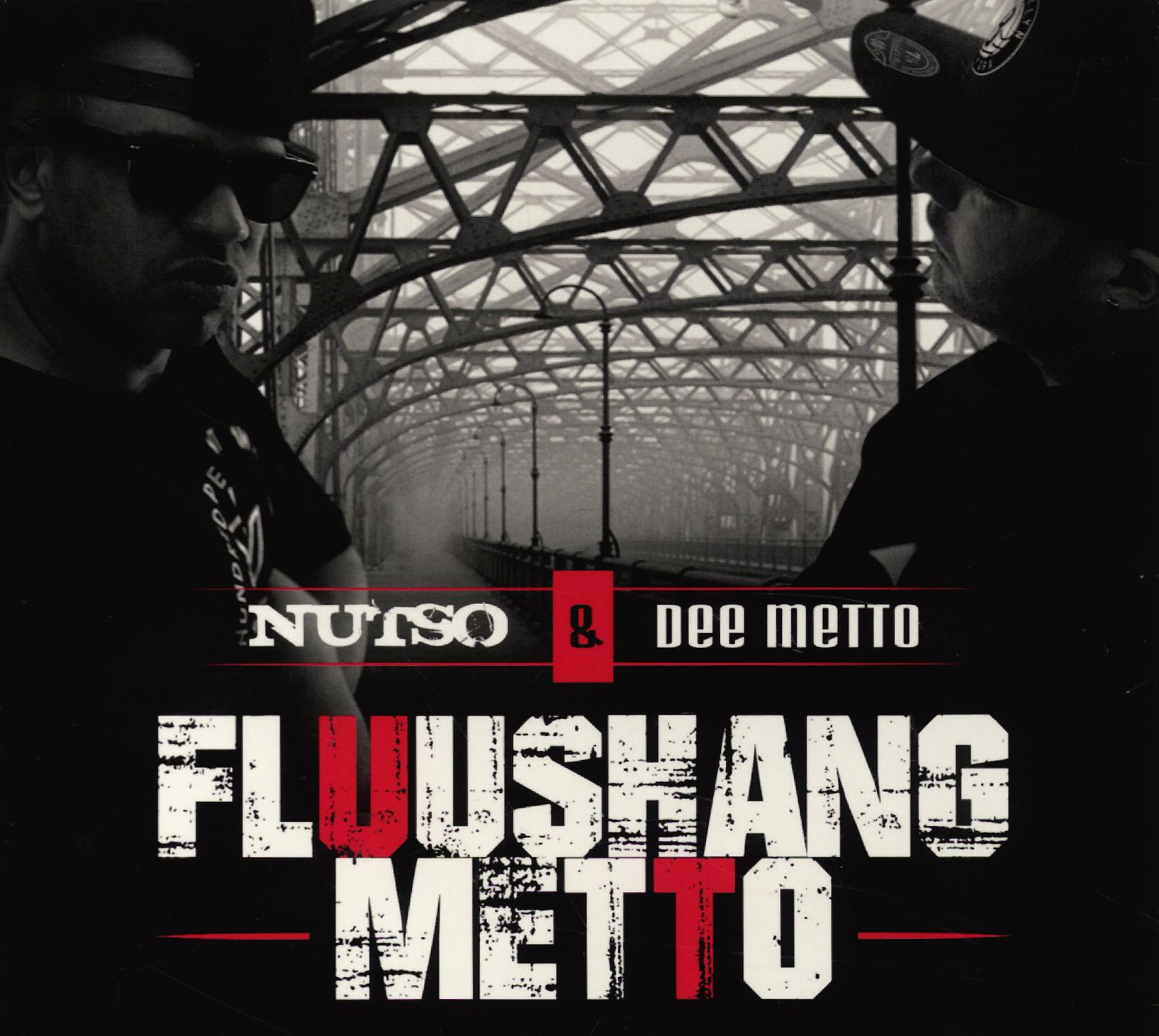 Nutso and Dee Motto - Fluushang Metto (2014)