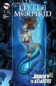 Grimm Fairy Tales Presents - The Little Mermaid - Tome 2