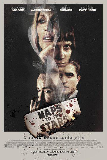 Maps to the Stars (Vo)