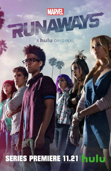Telecharger Marvel's Runaways- Saison 1 [COMPLETE] [10/10] FRENCH | Qualité HDTV