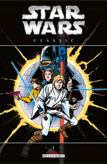 Star Wars Classic - Tome 1