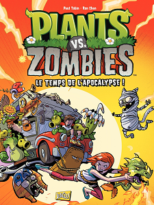 Plants vs. Zombies - Tome 02