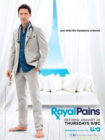 Royal Pains Saison 7 vf