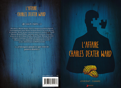 L'affaire Charles Dexter Ward [BD]