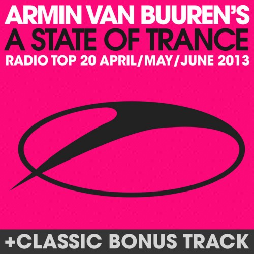 [Multi] A State Of Trance Radio Top 20 April May June 2013