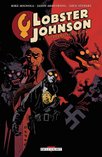 Lobster Johnson - Tome 1