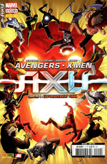 Avengers & X-Men - Axis - Tome 4