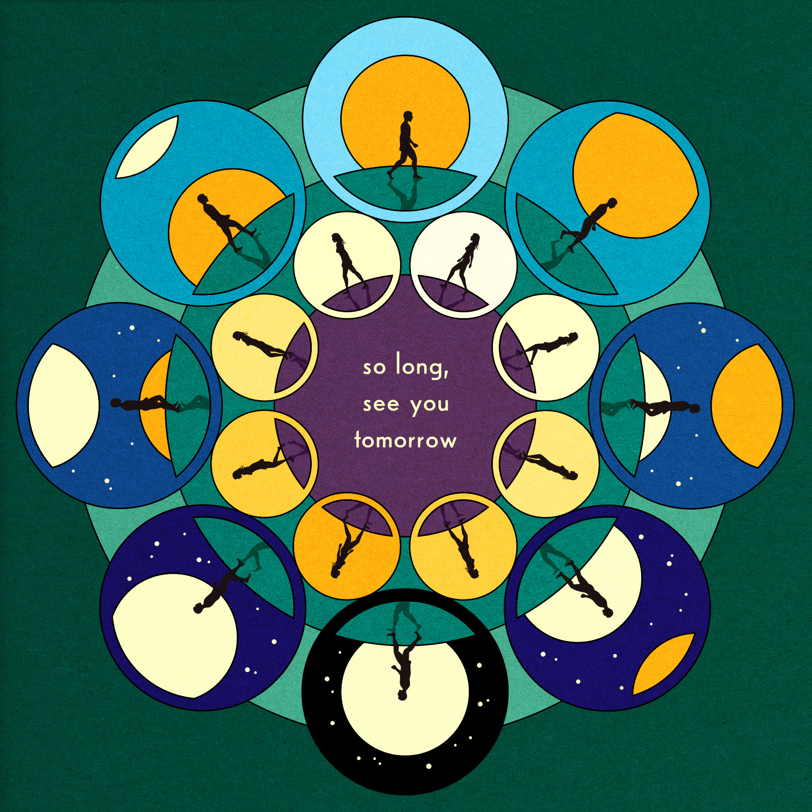 Bombay Bicycle Club - So Long See You Tomorrow (2014)