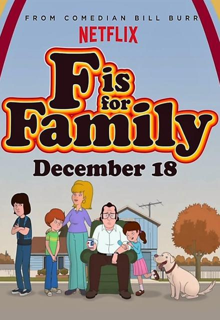 F is for Family – Saison 1