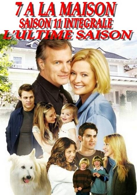 serie 7 la maison saison 11 streaming