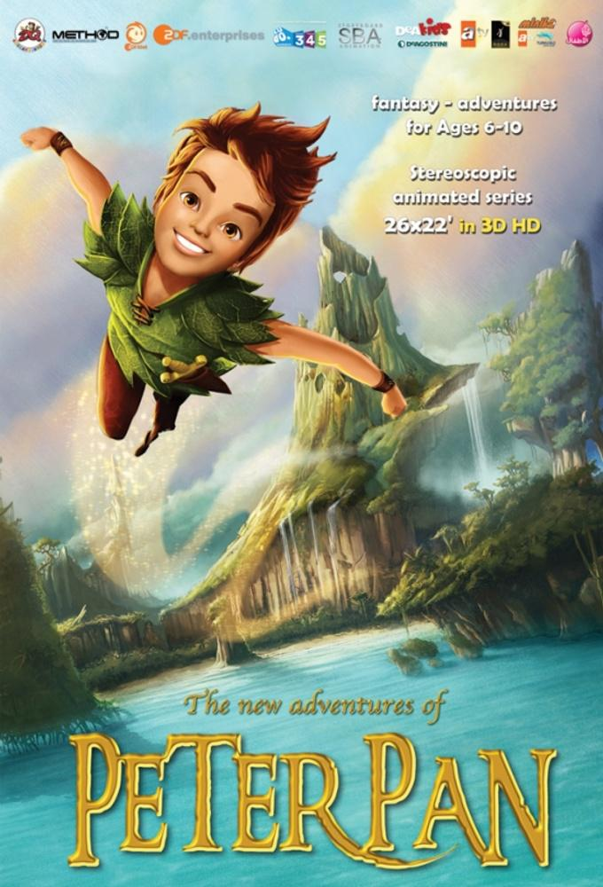 The New Adventures Of Peter Pan – Saison 1