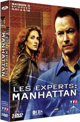 Les Experts : Manhattan (CSI : New York) – Saison 3