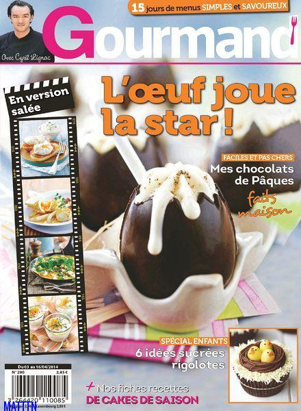 Gourmand No.290