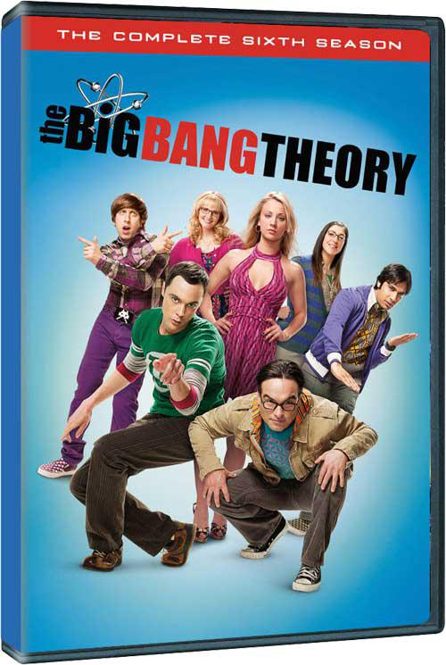 [MULTI] The Big Bang Theory - Saison 1, 2, 3, 4, 5 et 6 (L'INTEGRALE) [FRENCH][DVDRIP]