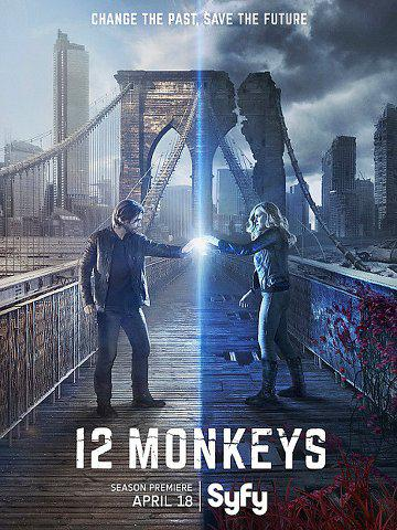 12 Monkeys – Saison 2 (Vostfr)