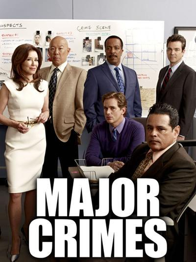 Major Crimes – Saison 4