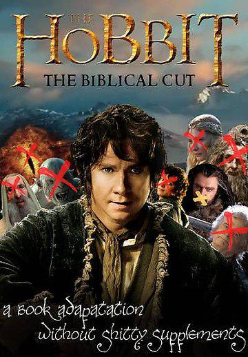 The Hobbit The Biblical cut part one