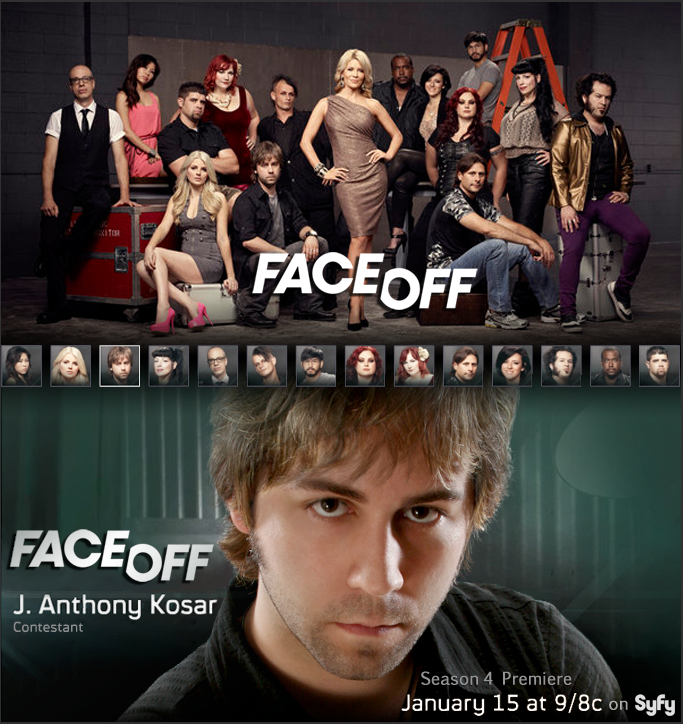 Face Off – Saison 4