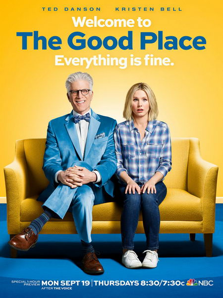 The Good Place - Saison 2 [COMPLETE]  [12/12] FRENCH | Qualité HD 720p
