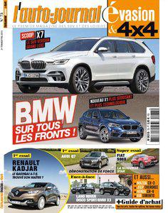 L'Auto Journal Evasion 4x4 N 73 - 3�me Trimestre 2015