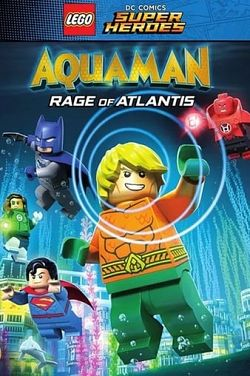 Lego DC Comics Super Heroes : Aquaman