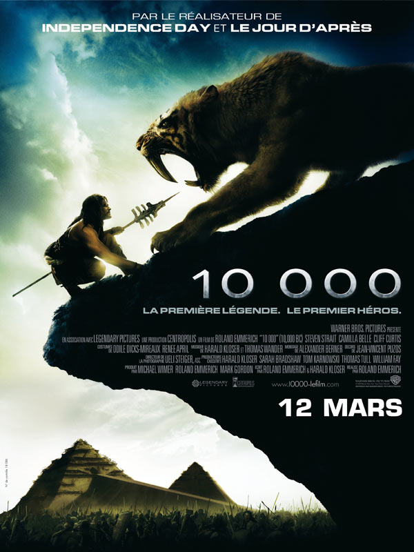 10 000 [AC3] [TRUEFRENCH] [BRRIP] [MULTI]