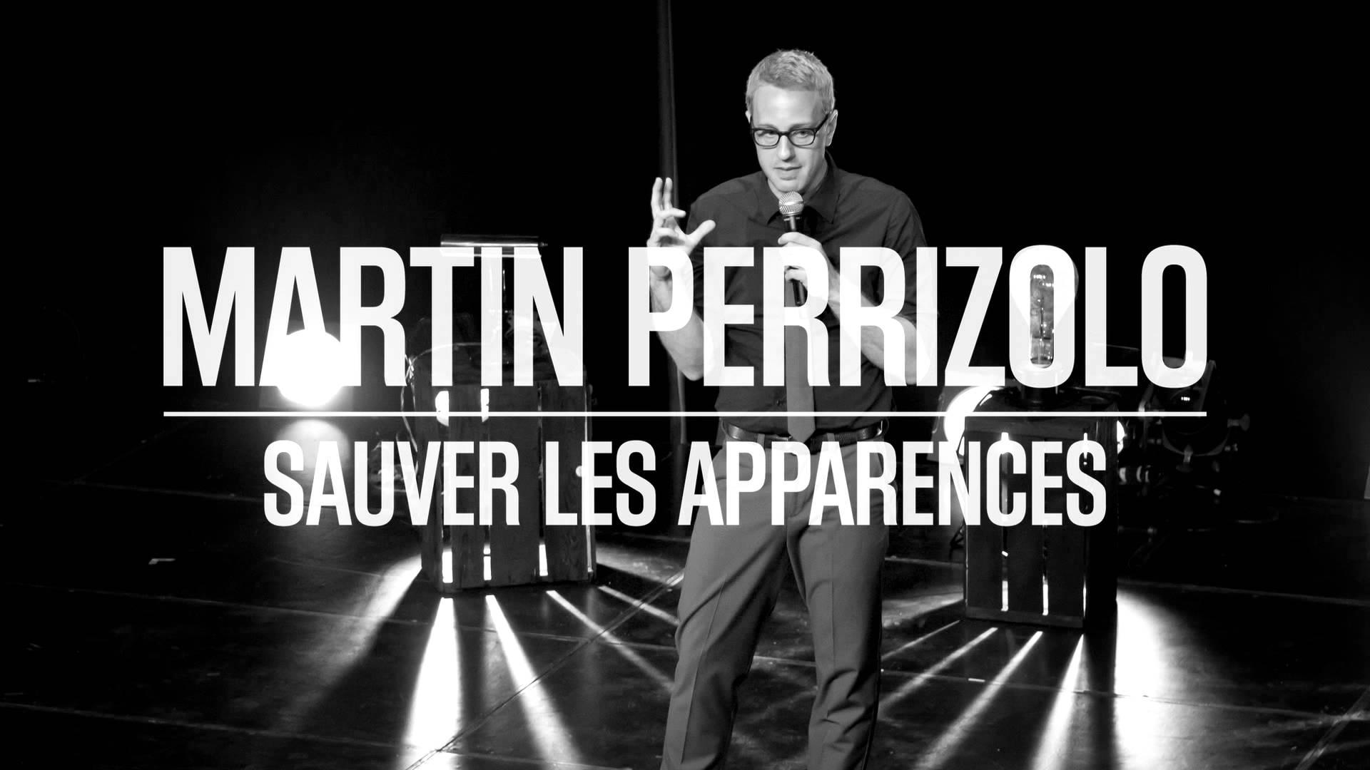 Martin Perizzolo – SAUVER LES APPARENCES – Zoofest