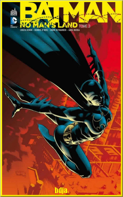 Batman No Man's Land Tomes 01 à 03 PDF HD [COMIC][MULTI]