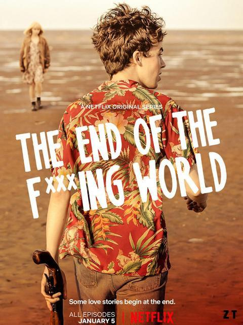 The End Of The F***ing World – Saison 1