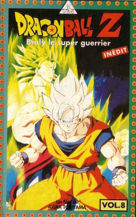 Dragon Ball Z – Film 8 : Broly le super guerrier (Vostfr)