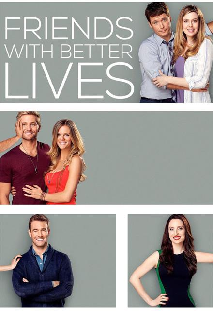 Friends With Better Lives – Saison 1