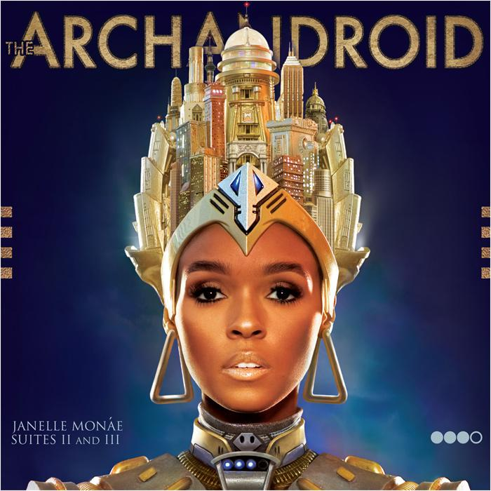 Janelle Monáe - The ArchAndroid [MULTI]