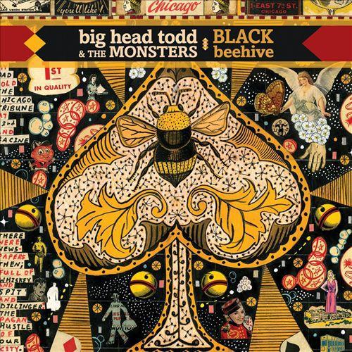 Big Head Todd And The Monsters - Black Beehive (2014) [MULTI]