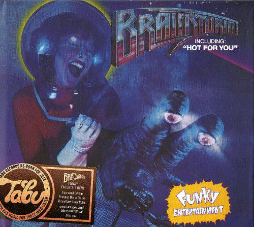Brainstorm - Funky Entertainment (2013) [MULTI]