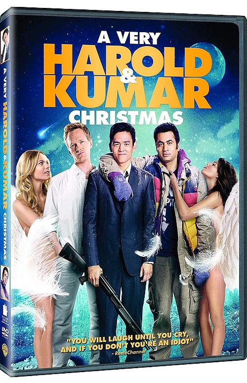 [MULTI] A Very Harold And Kumar 3D Christmas [VOSTFR][DVDRIP]