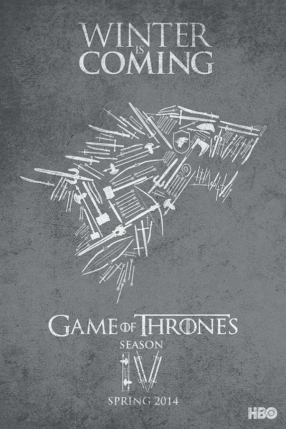 Game of Thrones - Saison 1, 2, 3 et 4 (L'INTEGRALE) [FRENCH][DVDRIP/HDTV]