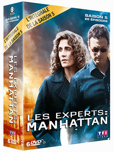 Les Experts : Manhattan (CSI : New York) – Saison 5