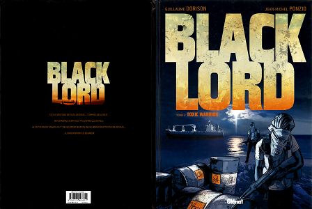 Black Lord - Tome 2 - Toxic Warrior
