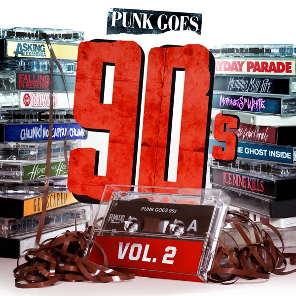 Punk Goes 90s Vol 2 (2014)