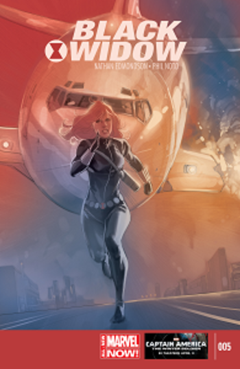 Black Widow - Tome 5 (Marvel Now)
