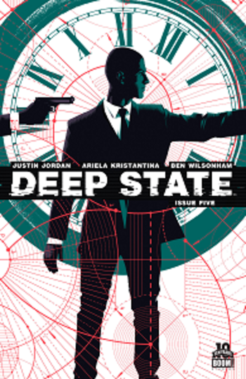 Deep State - Tome 5