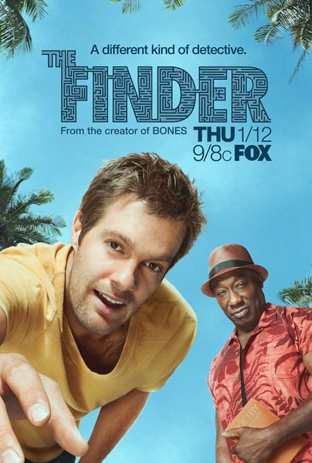 The Finder – Saison 1