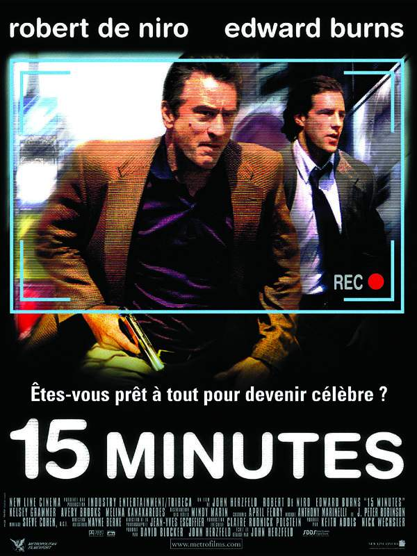 15 minutes  [FRENCH] [Bluray 720p] [MULTI]