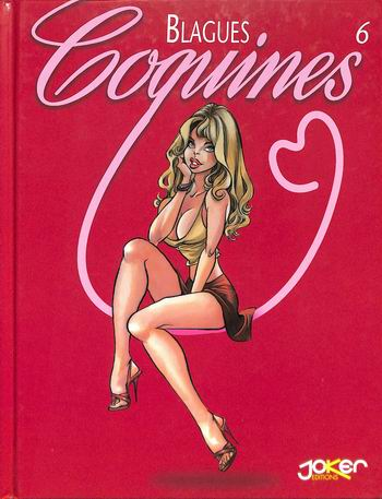 Blagues coquines - T06