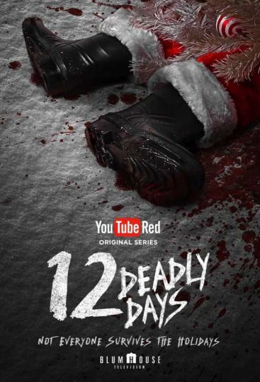 Telecharger 12 Deadly Days- Saison 1 [COMPLETE] [12/12] FRENCH | Qualité HD 720p